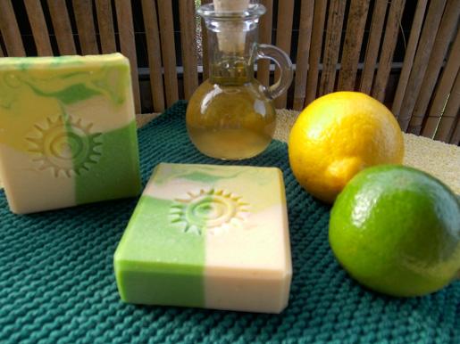 Naturseife Zitronenlimett
