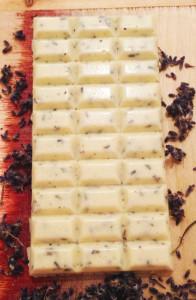 Badeschokolade Lavendel Verbena