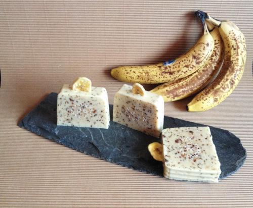 Naturseife Banane