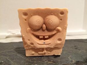 Naturseife Sponge Bob